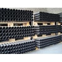 high density 6M grey centrifugal cast iron soil pipe, DI pipes and fittings Manufactures