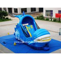 China 7x4m inflatable Boat shape  children ca 6x3m kids outdoor inflatable pirate ship on sale
