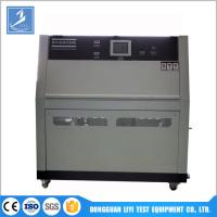 China UV Accelerated Weathering Tester 40W / UV Aging Test Machine 220V on sale