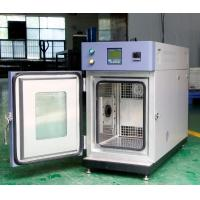 China Compact Portable Benchtop Environmental Test Chamber For Computer Components Testing on sale