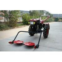 Walking Tractor Hitached with Disc Mower Manufactures