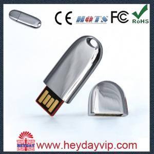 OEM Promotional Metal USB Disk 2GB Manufactures