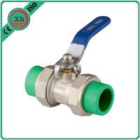 Stable PPR Ball Valve , Bronze Ball Valve Injection Moulding Technics Manufactures