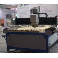 Quality wood profile milling cutting machine for sale