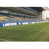 China Angle Adjustable Perimeter Advertising Boards Full Color 960mmx960mm Soft Mask Design on sale