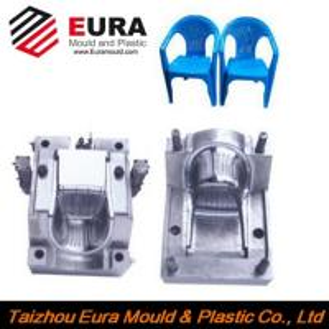 EURA Zhejiang Taizhou high quality plastic chair injection mould manufacturer Manufactures