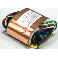 China 50W Power Toroidal Audio Output Transformer , R Core Transformer High Strength on sale