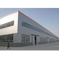 prefab steel structure frame metal building warehouse with material Q345B Q355 Manufactures