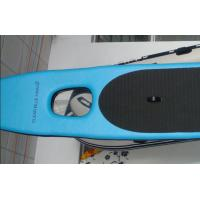 China Transparent Window Inflatable Stand Up Paddle Board Full Color For Family on sale