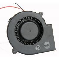 Buy cheap Black Equipment Cooling Fans DC FG/IP58 Blower Exhaust Fan With 57dB Noise from wholesalers