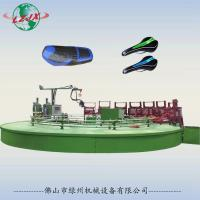 Motorcycle seats and bike seats foam machine cushion molding production line Manufactures