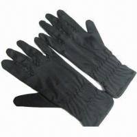 Microfiber Cleaning Glove Use for Watch, Jewelry, Diamond and More Made of 80% Polyester + 20% Nylon Manufactures