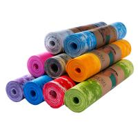 Camouflage TPE Yoga Mat-kmt04 Manufactures