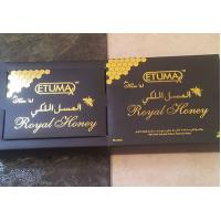 Etumax Royal Honey For Him male enhancement with royal jelly bee pollen Manufactures