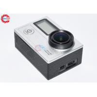 EN5A 4K sports Action Camera Dual Screen Sony IMX078 170° Super Wide Angle Manufactures