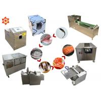 SUS304 Material Automatic Filleting Machine 1.62kw Power CE Certification Manufactures
