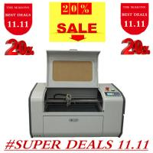 China Mini Wood Laser Engraving Machine / Laser Cutter Engraver Water Cooling on sale