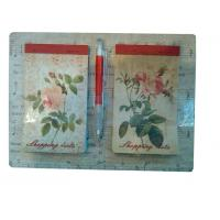 """3.5""""x5"""" Memo Note Pads with stylish pen Manufactures"""