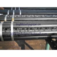Quality ASTM A213 t9 pipes/alloy pipe/ seamless alloy pipe/ seamless steel pipe for sale