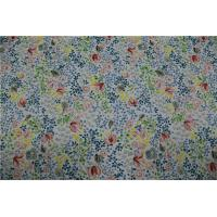 Professional White Printed PU Leather 0.4mm 54 Inch Normal Peeling Strength Manufactures