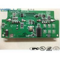 Industrial Equipment Processor PCBA PCB Assembly 4 Layers FR4 Pcba IPC2 Green Solder Mask Manufactures