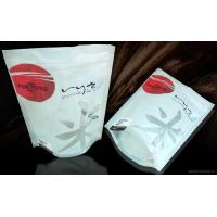 Side-Seal Stand up Foil Bag Packaging Durable with Zipper for Rice Manufactures