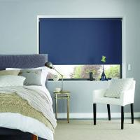China Smart Motorised Electric Blinds Various Color For Windows Portable Remote Control on sale