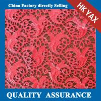 China wholesale lace fabric, lace fabric for garment, lace fabric wedding dress Manufactures