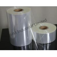 China High Glossy BOPP Lamination Film , BOPP Laminating Stretch Wrap Film on sale