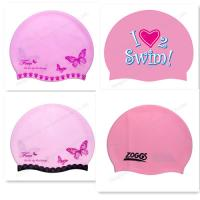 Quality mesh swim cap for sale
