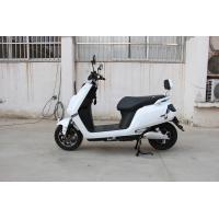 EEC Certified Electric Street Scooter 60V 20AH Lead Acid DC Brushless Motor Manufactures