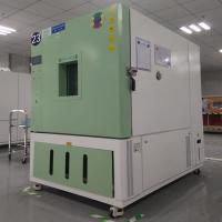 High Standard Humidity Test Chamber  With 1 Window  ,  1 Cable Port , 1 Lamp Manufactures