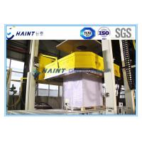 Gas Heating Type Pallet Wrapping Machine For Pallets Customized Design Manufactures