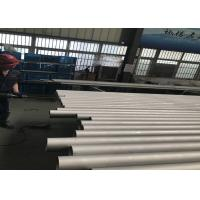Polishing 38mm /19mm Sanitary Stainless Steel Tube With Austenitic Steel Manufactures