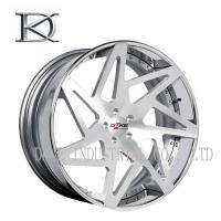 Deep Dish OEM Replica Wheels / OEM Car Wheels TE37 Model Professional Manufactures