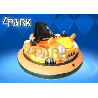 China Entertainment Amusement Park Bumper Cars Battery Powered 360 Degree Rotation on sale