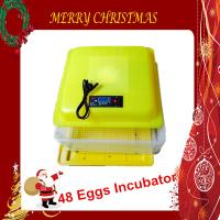 Christmas Promotion Price Durable Fully Automatic 132 Quail Egg Incubator CE Marked Manufactures