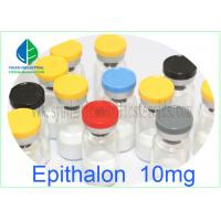 China CAS 07297-39-8 HGH Human Growth Hormone Anti Aging Epithalon 10mg/ Vial White Powder on sale