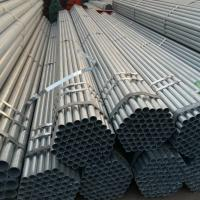 China API 5L ASTM A252 Black Welded Steel Pipe For Piling / Water / Gas / Oil on sale