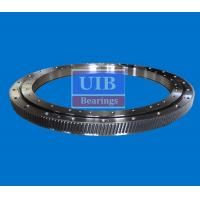 Single Row Deep Groove Slewing Ring Bearing 012.40.900 100mm with Steel Balls Manufactures