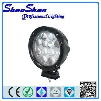 7 inch 60W 9-80V Cree LED Work Light for Truck/accessories for renault megane