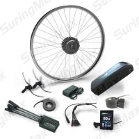 Dc 36v 250w Electric Bike Rear Wheel Hub Motor With Waterproof Function Manufactures