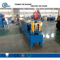 China High Speed 8 - 25m/min Roller Shutter Door Machine With Hydraulic Station on sale