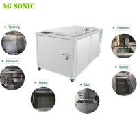 CE Cylinder Head Ultrasonic Cleaning Equipment Washing Machine for Auto Industry Manufactures