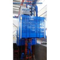 SC300 Single Cage 3000kg Rack And Pinion Elevator Building Industrial Lifter Manufactures