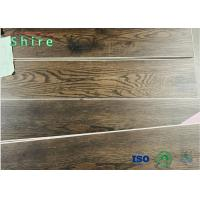 Unilin Click Rigid Vinyl Flooring With Wood Grain Surface Treatment Manufactures