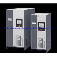 Quality Oil injected 30kw Atlas Copco GA30VSD+ screw air compressor for mining permanent magnet motor frequency inverter for sale