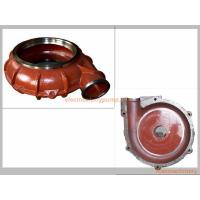Horizontal Centrifugal Pump System , Centrifugal Mud Pump High Hardness Manufactures