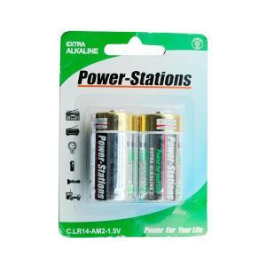 1.5V Alkaline Dry Cell Battery (LR14 / C / AM-2) Manufactures