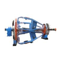 Electric Wire Cable Stranding Machine Armouring Device With Meter Counter